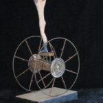 Robert McWilliams sculpture, Spoon Charioteer