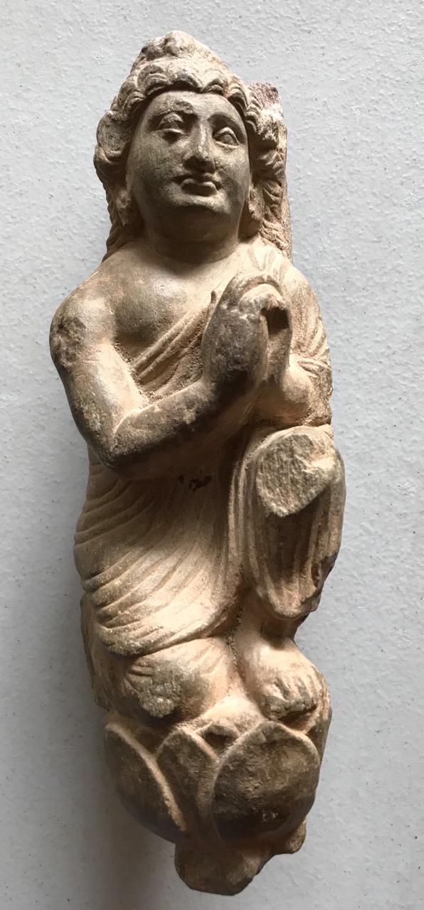 Gandhara Devotional Figure
