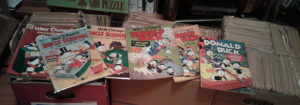 Pacific Northwest Sculptors member George Heath's classic comic collection