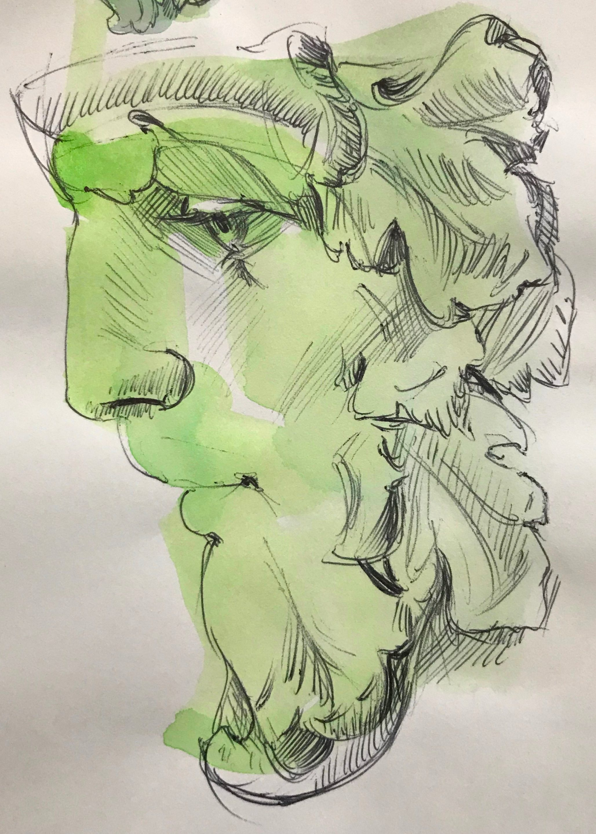 Patrick-Gracewood-June-2019-Green-Man-Sculpture Process-4