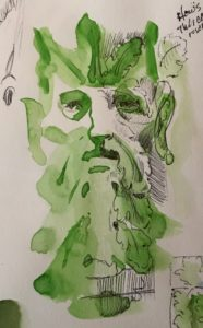 Patrick Gracewood - June 2019 -Green Man Process - 5