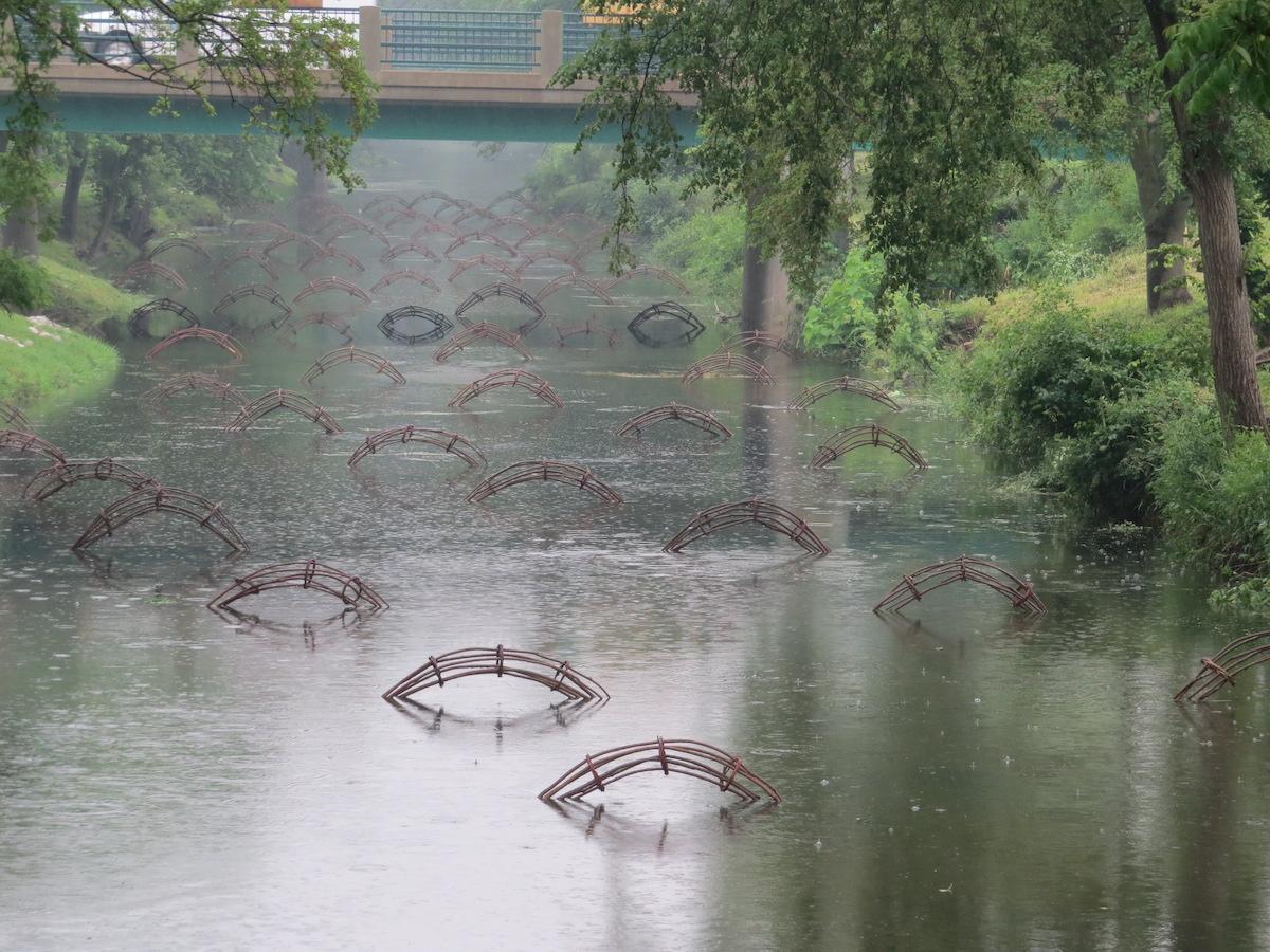 River Weaving by John Siblik